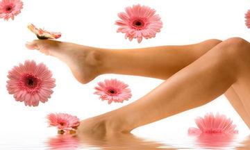 Κουρασμένα πόδια: Φυσικές συνταγές για να τα ανακουφίσετε