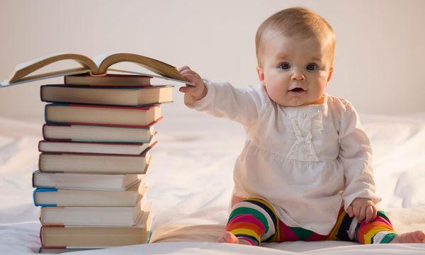 Βοηθήστε το παιδί σας 2 έως 3 ετών στη γραμματική