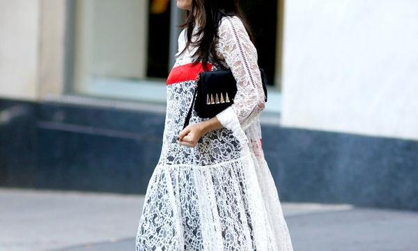 Οδηγός Αγοράς: 10 φορέματα με δαντέλα και διαφάνεια για εντυπωσιακές φθινοπωρινές εμφανίσεις