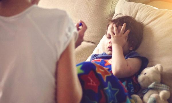 Πώς θα καταλάβουμε ότι το παιδί είναι άρρωστο και δεν προσποιείται