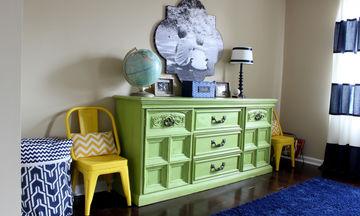 Βάλτε χρώμα στο σπίτι σας: Ιδέες για να βάψετε τα ξύλινα έπιπλα
