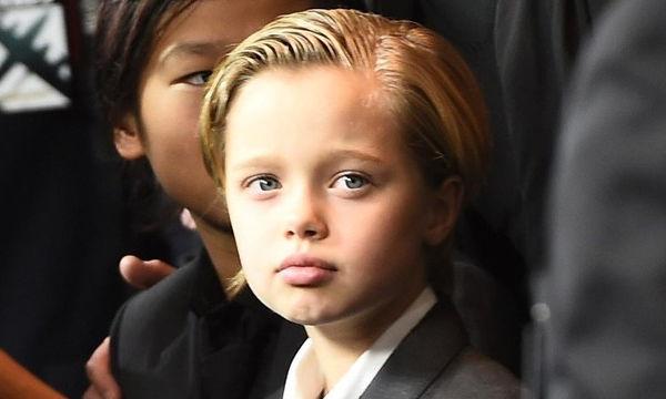 Shiloh Jolie - Pitt: Όσο μεγαλώνει είναι ολόιδια ο μπαμπάς της (photos)