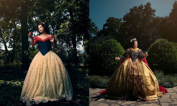 Πώς θα ήταν οι πριγκίπισσες της Disney ως Βασίλισσες; Δείτε τις ξεχωριστές φωτογραφίες