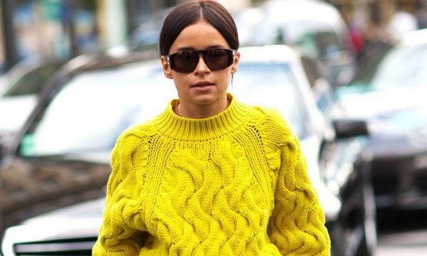 Επτά τρόποι να φορέσεις το κοντό πουλόβερ την εβδομάδα που ξεκινά