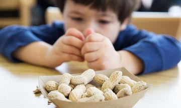 Μπορεί η αλλεργία των παιδιών στα φιστίκια να αντιμετωπιστεί;
