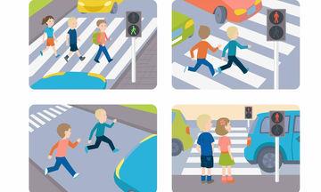 Μαθήματα Κυκλοφοριακής Αγωγής και Οδικής Ασφάλειας ξεκινούν φέτος στα Δημοτικά σχολεία