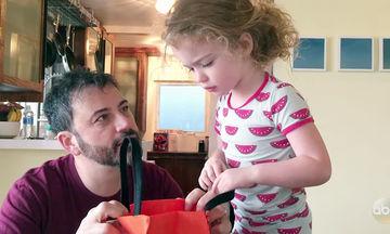 Jimmy Kimmel: Έκανε φάρσα στην κόρη του, αλλά η αντίδραση της ήταν απρόσμενη (vid)