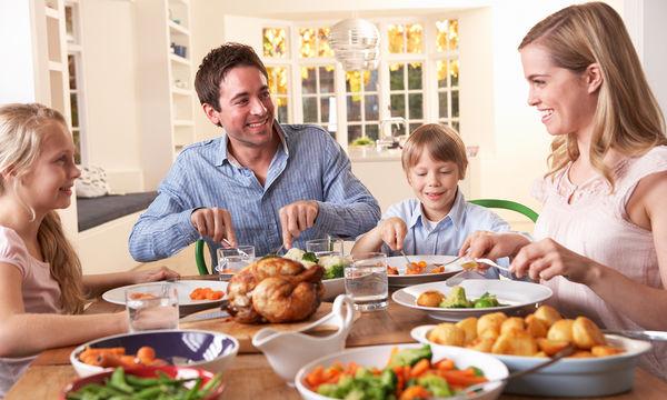 Τι πρέπει να περιλαμβάνει το διαιτολόγιο της οικογένειας;