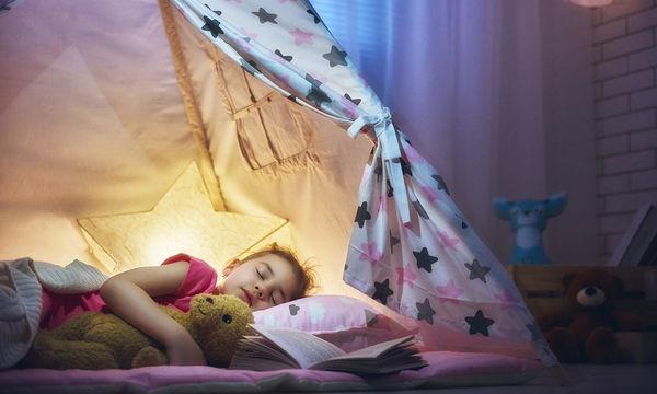 Γιατί είναι σημαντικό ένα παιδί να κοιμάται με πρόγραμμα