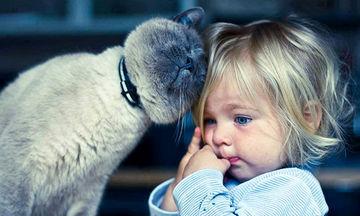Η σχέση παιδιού και γάτας, μέσα από υπέροχες φωτογραφίες που θα λατρέψετε