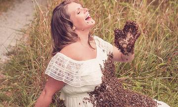 Θυμόσαστε τη μαμά με τις «μέλισσες»;-Δείτε την δυσάρεστη τροπή της εγκυμοσύνης της