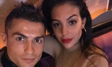 Δείτε για πρώτη φορά την κούκλα κόρη του Cristiano Ronaldo (pics)
