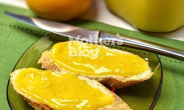 Μαρμελάδα βουτύρου με πορτοκάλι και λεμόνι από τον Γιώργο Γεράρδο