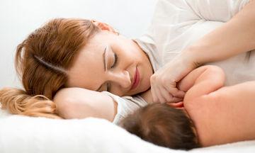 Σωστές στάσεις θηλασμού:  Όλα όσα πρέπει να γνωρίζετε