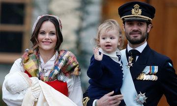 Φωτογραφίες από τη λαμπερή βάφτιση του πρίγκιπα Gabriel της Σουηδίας και από τα απρόοπτα
