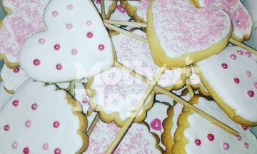 Τα πιο νόστιμα μπισκότα βουτύρου με royal icing τα έφτιαξα με τα χεράκια μου - Φτιάξτε τα και εσείς