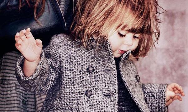 Το πιο όμορφο παλτό για τις μικρές σας πριγκίπισσες