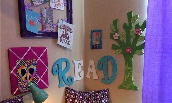 Δεκαέξι ιδέες για να διακοσμήσετε μόνοι σας το παιδικό δωμάτιο (pics)