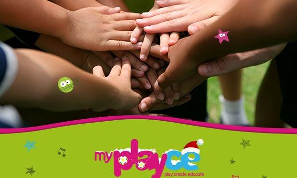 Το My Playce μαζεύει αναλώσιμα υλικά* για το 1ο Νηπιαγωγείο Μάνδρας που καταστράφηκε