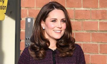 Kate Middleton: Αυτή είναι ίσως η ωραιότερη εμφάνισή της με την κοιλίτσα φουσκωμένη