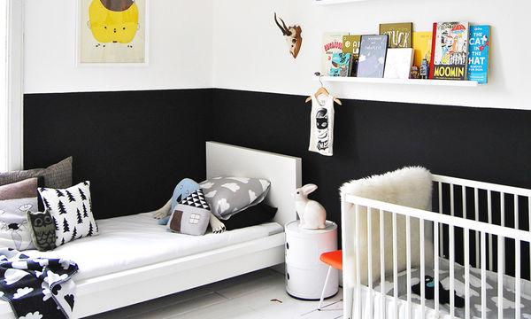 Μωρό και μεγαλύτερο παιδί στο ίδιο δωμάτιο; 40 υπέροχες ιδέες για να διακοσμήσετε το χώρο
