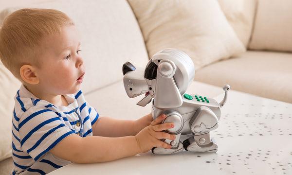 Ιδέες για χριστουγεννιάτικα δώρα: Robodog -Ρομπότ προσχολικής ηλικίας