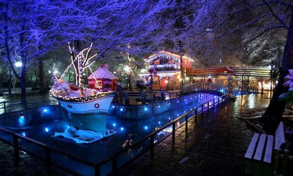 Ο απόλυτος χριστουγεννιάτικος προορισμός: 11 μαγικά πάρκα σε όλη την Ελλάδα