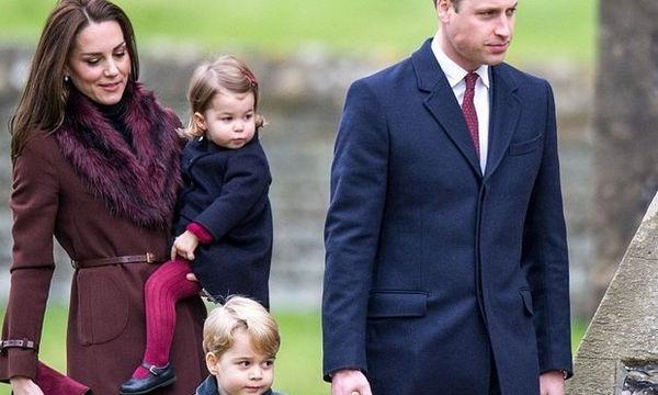 Πρίγκιπας William - Kate Middleton: Η νέα χριστουγεννιάτικη κάρτα της βασιλικής οικογένειας