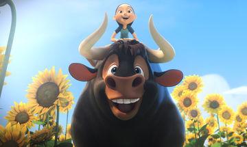 Παιδική ταινία: Φερδινάνδος, ο γιγαντιαίος ταύρος με τη μεγάλη καρδιά!