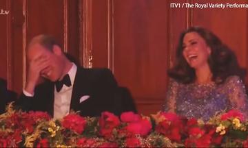 Ο πρίγκιπας William στην πιο «θνητή» στιγμή του, χαρίζει άφθονο γέλιο (vds)