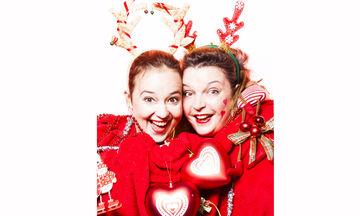 Παιδικές παραστάσεις: Χριστούγεννα και 2018 με «Γύρω γύρω μήνες»!