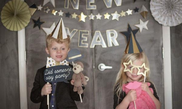 Αλλάξτε τη χρονιά με τα παιδιά σας. 7 ιδέες για να σας μείνει αξέχαστη (pics)