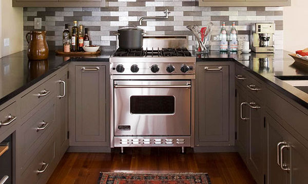 Μικρή κουζίνα: Τριάντα ιδέες για να τη διαμορφώσετε ή να την ανανεώσετε