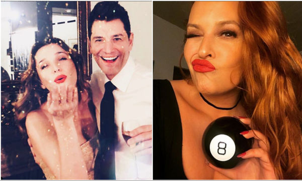 Δείτε πώς υποδέχτηκαν το 2018 οι Έλληνες celebrities (pics)