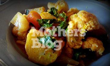 Χειμωνιάτικο τουρλού λαχανικών - Μια συνταγή που τα παιδιά θα λατρέψουν το κουνουπίδι