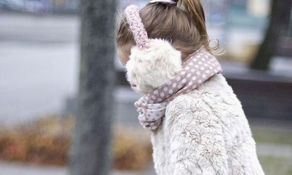 Μπουφανοζακέτα για κορίτσια: Πιο ζεστή δεν θα βρείτε