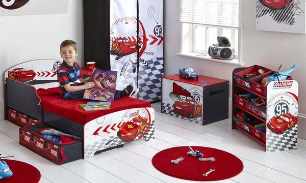 Παιδικό δωμάτιο για αγόρια – 20 ιδέες διακόσμησης με θέμα το αυτοκίνητο
