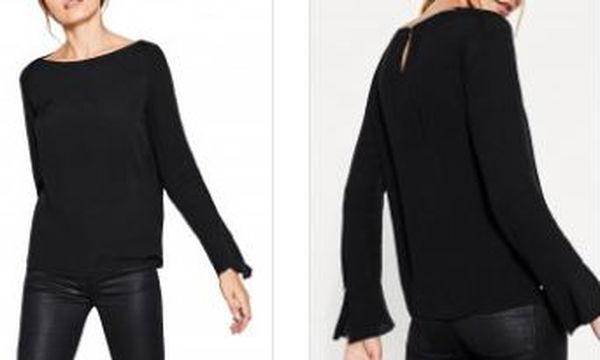 Αυτή η μαύρη μπλούζα δεν πρέπει να λείπει από τη συλλογή σου