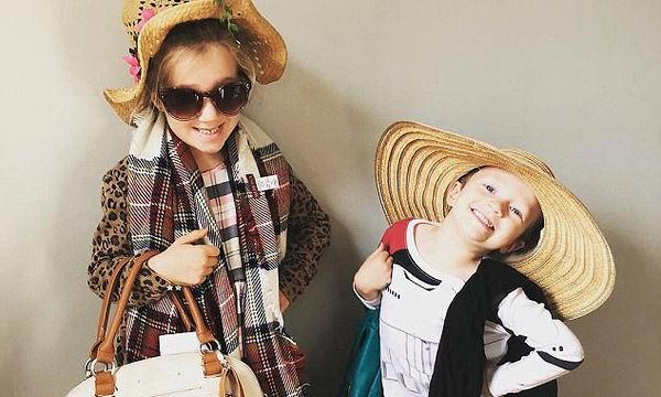 Όταν τα παιδιά ντύνονται μόνα τους, έχουμε αυτό το αποτέλεσμα! (pics)