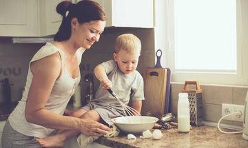 Συμβουλές διατροφής για νέους γονείς : Πώς να αποφεύγετε τη λύση του έτοιμου φαγητού