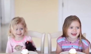 «Δεν είναι δίκαιο»: Το μικρό κοριτσάκι δεν θέλει με τίποτα να αποκτήσει αδελφό (video)