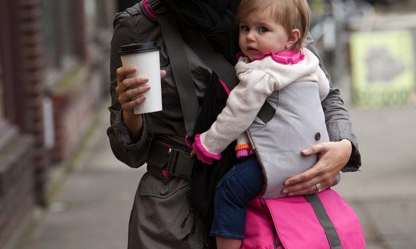 Βρεφική τσάντα για νεογέννητα - Πρακτική και ευρύχωρη