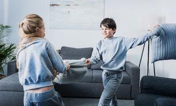 Δέκα τρόποι για να αντιμετωπίσετε τους αδελφικούς καβγάδες