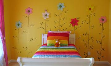 Deco: Τριάντα ιδέες για να διακοσμήσετε το παιδικό δωμάτιο σε κίτρινο χρώμα