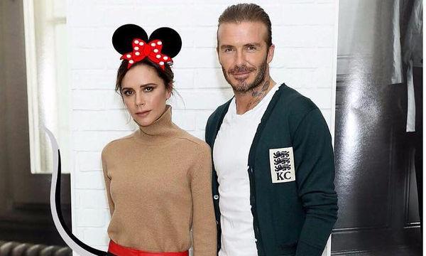 Η απίστευτη εμφάνιση της οικογένειας Beckham που μας άφησε άφωνους