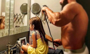Και οι μπαμπάδες μπορούν να φροντίζουν εξίσου καλά τα παιδιά - Ορίστε οι αποδείξεις (pics)