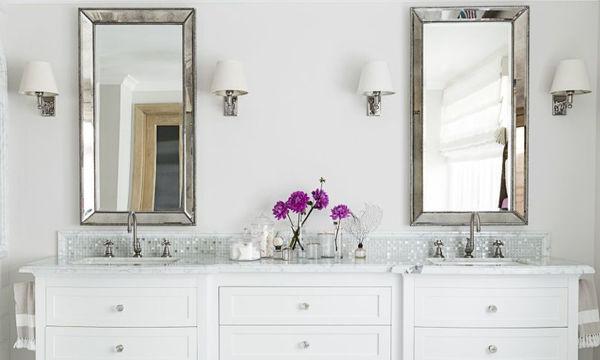 Δώδεκα απίθανες ιδέες για να ανανεώσετε το μπάνιο σας