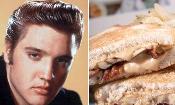 Φτιάχνουμε σάντουιτς με μπανάνα και φυστικοβούτυρο! Το αγαπημένο του Elvis Presley
