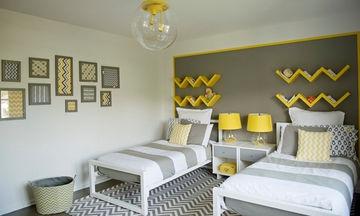 Τριάντα πέντε ιδέες για μοντέρνα παιδικά δωμάτια