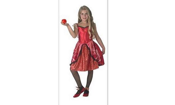 Αποκριάτικη στολή για κορίτσια: Apple White